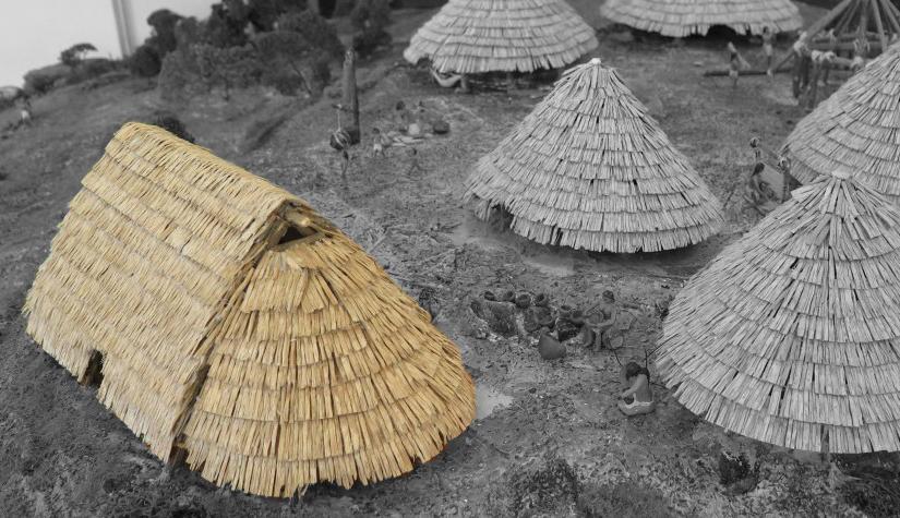 Village kalínago d'Argyle